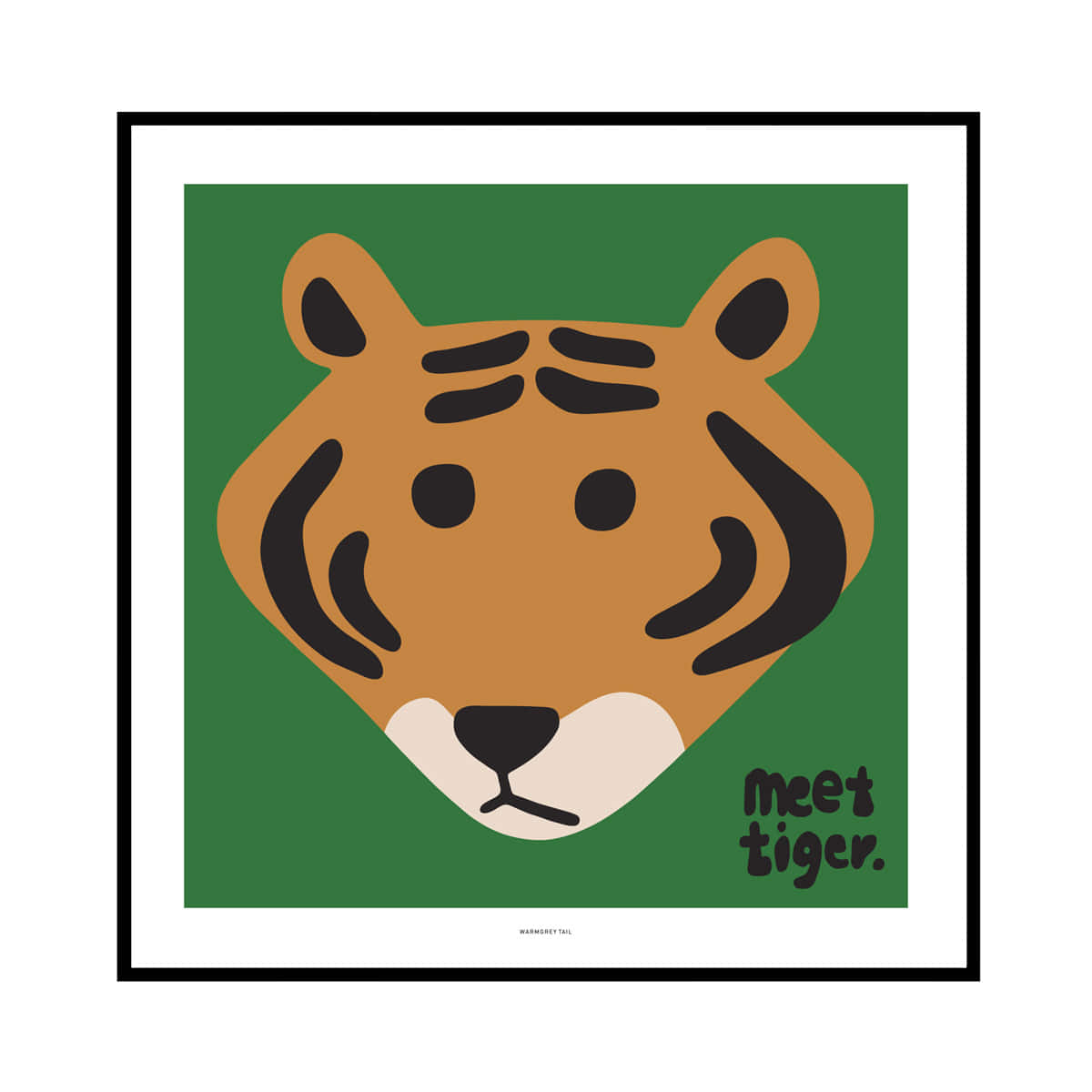 Meet Tiger - Green