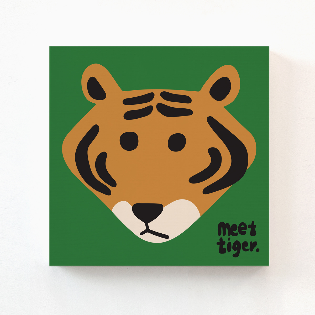 MEET TIGER CANVAS