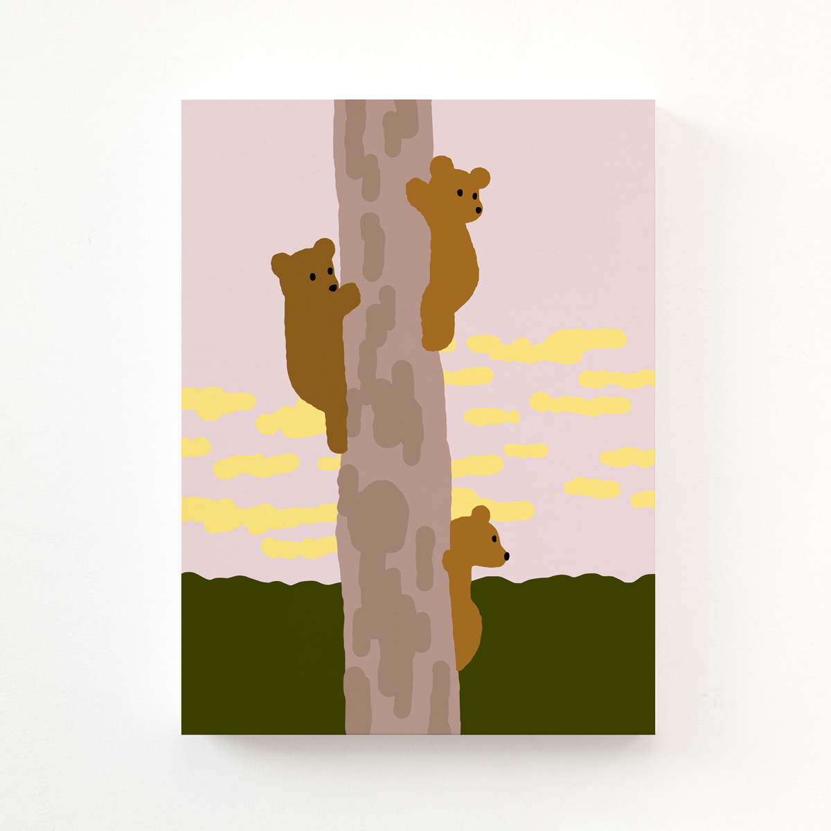 TREE&BEARS CANVAS