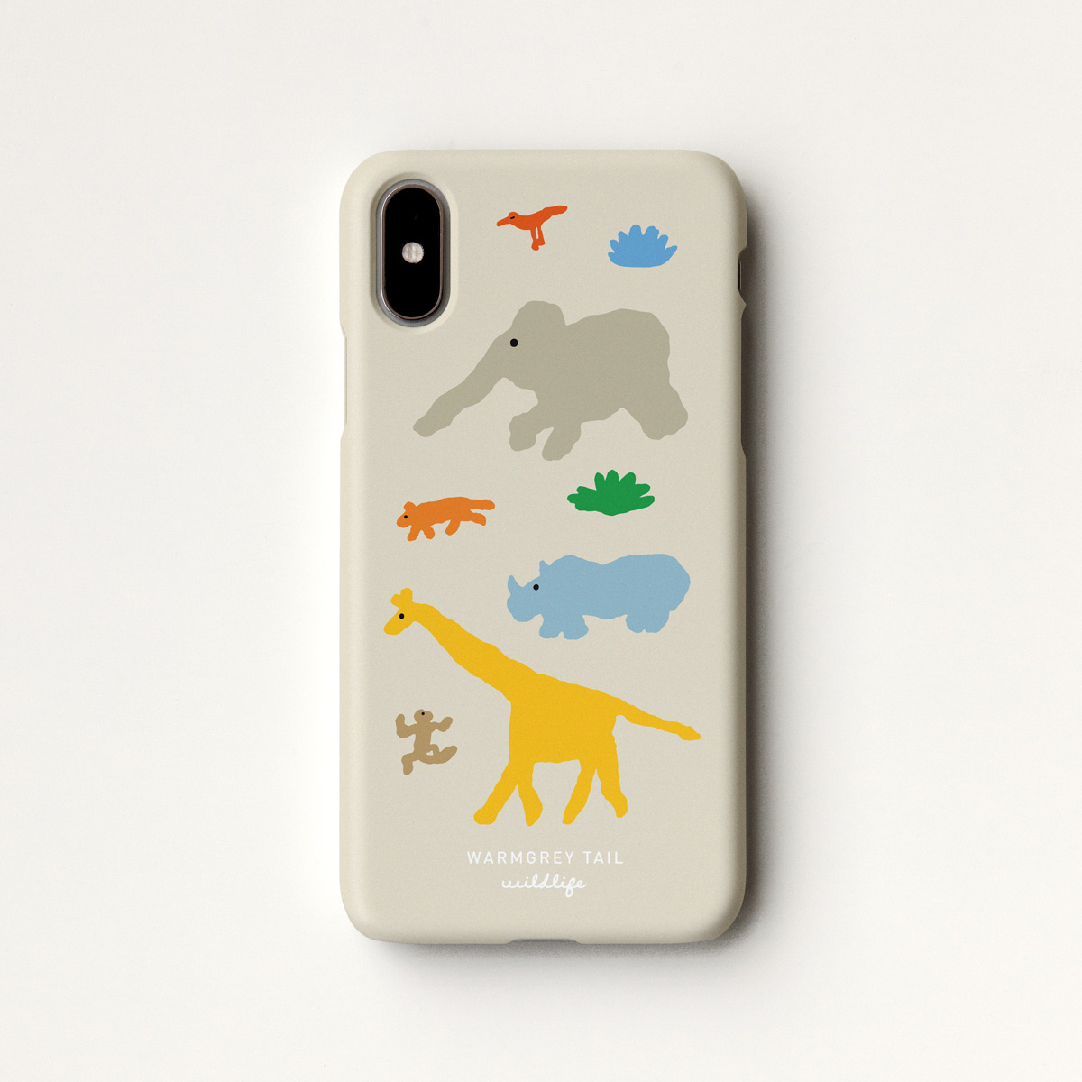 Savanna - Yellow Phone Case