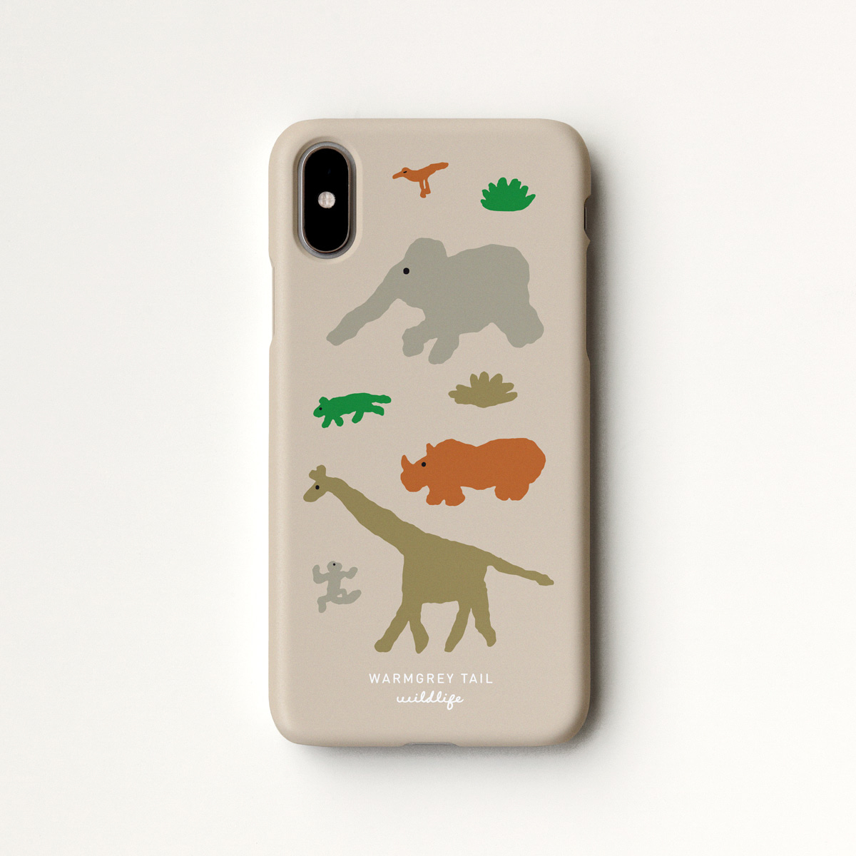 Savanna - Olive Phone Case